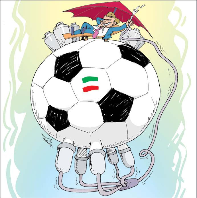 کارتونیست:محمدجواد طاهری