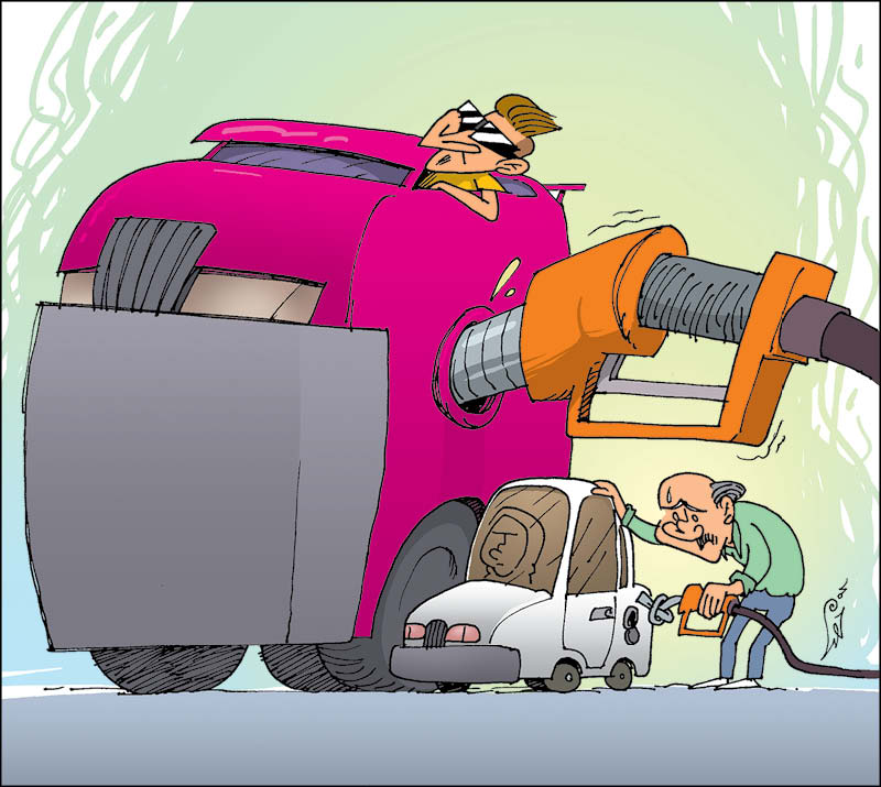 کارتونیست:محمد جواد طاهری