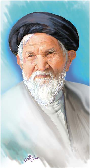 آیة الله سید میرزا حسن صالحی معروف به مدرّس صالح